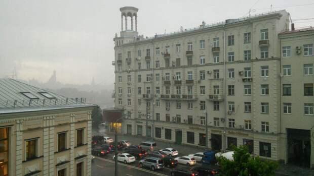 Синоптик Леус предупредил москвичей о сильных дождях с 19 по 22 сентября