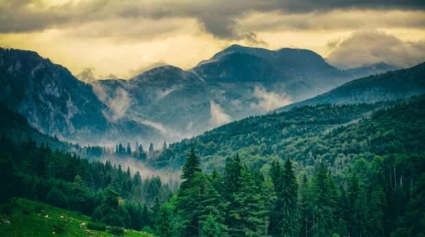 Фотографии сказочной Румынии