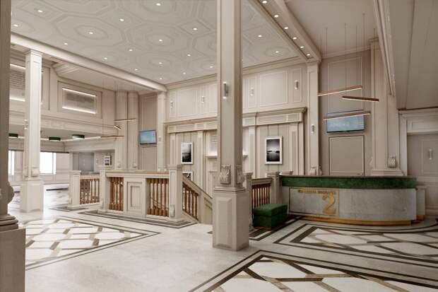 В Удмуртии определили подрядчика для реконструкции Национальной библиотеки