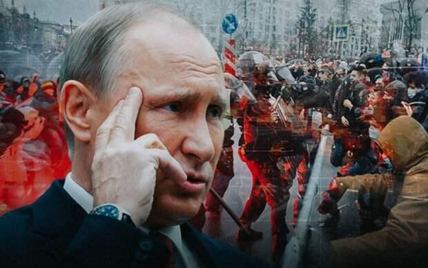 Революции в России не будет