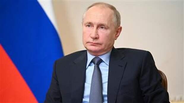 Цена на газ в Европе замедлила рост на заявлениях Путина, но пока держится выше $500