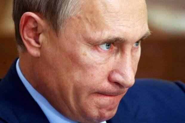 Почему Путин не вмешивается в события на Украине?
