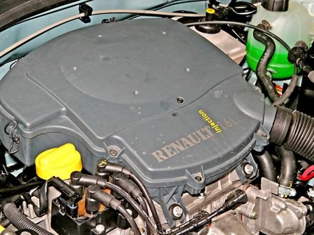 Техническое обслуживание Renault Logan/Sandero на 60 тыс. км пробега