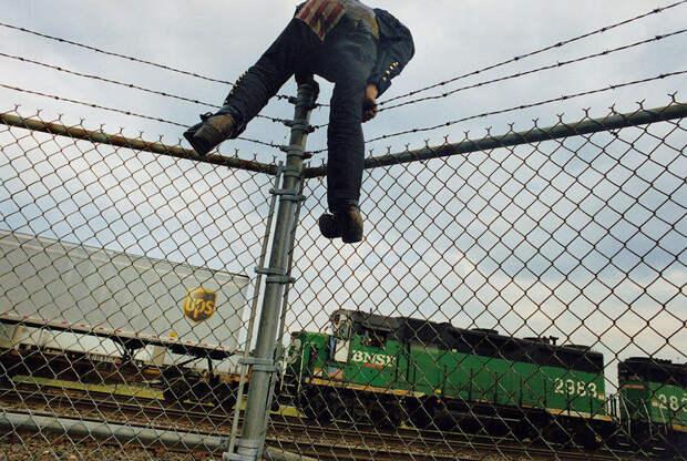 На обочине: другая Америка в объективе фотографа-панка Майка Броди