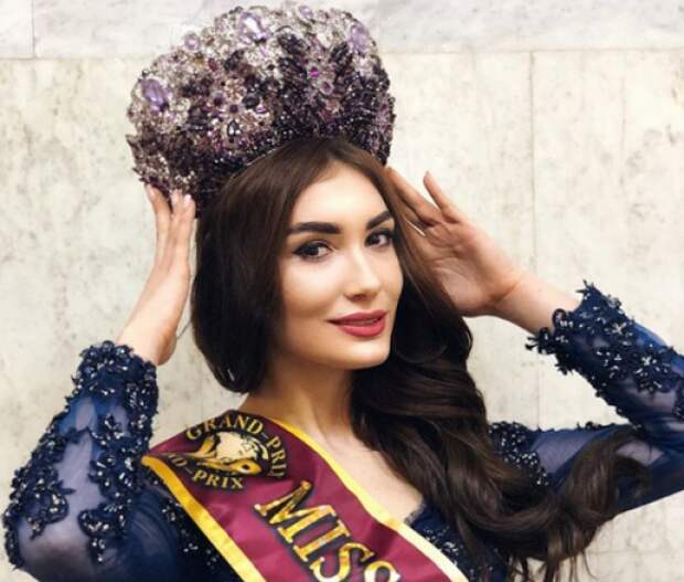 «Мисс мировая красавица – 2018»: ростовчанка Халимат Айбазова завоевала новый титул