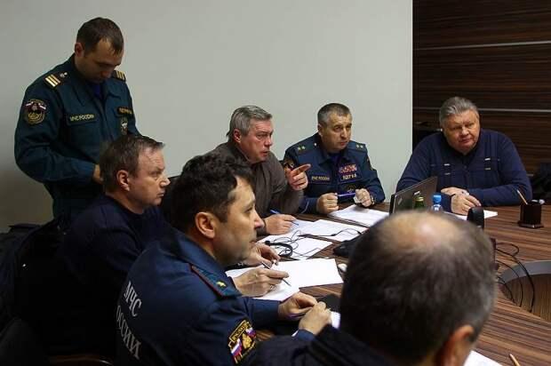 Катастрофа Boeing 737 под Ростовом-на-Дону