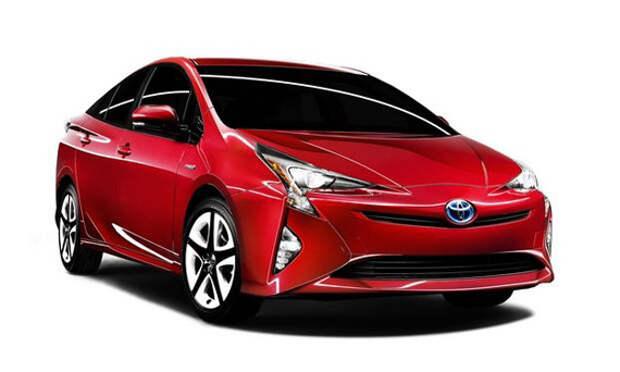 Преимущества новой Toyota Prius