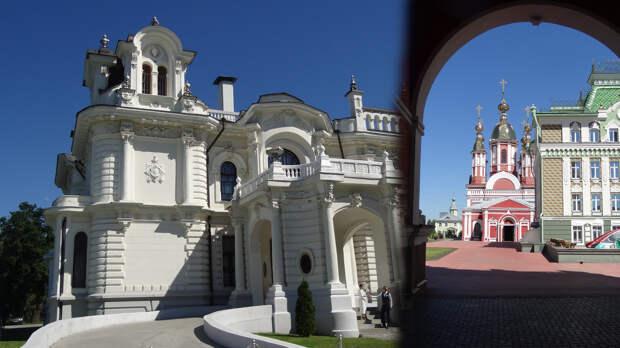 Автопутешествие на Кавказ и обратно. Часть 1. Тамбов за пару часов