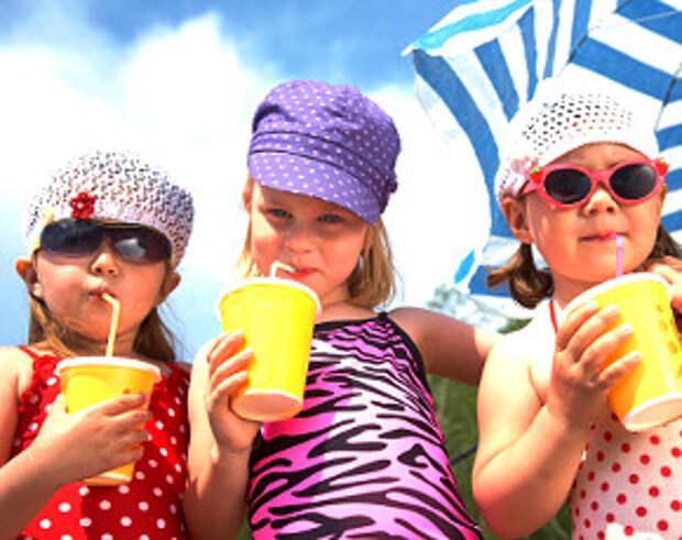 5 опасностей лета, которые подстерегают вашего ребенка