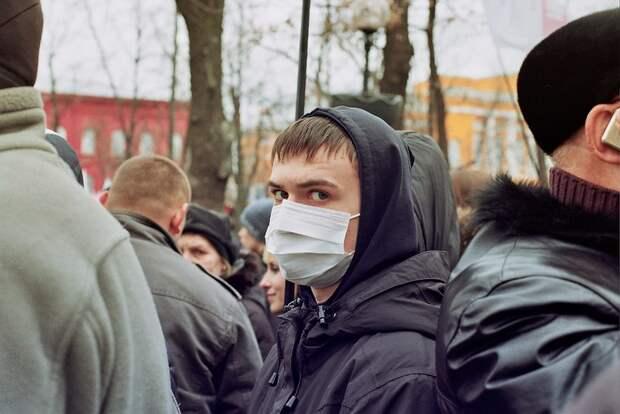 Число заболевших коронавирусом в РФ приближается к полумиллиону человек
