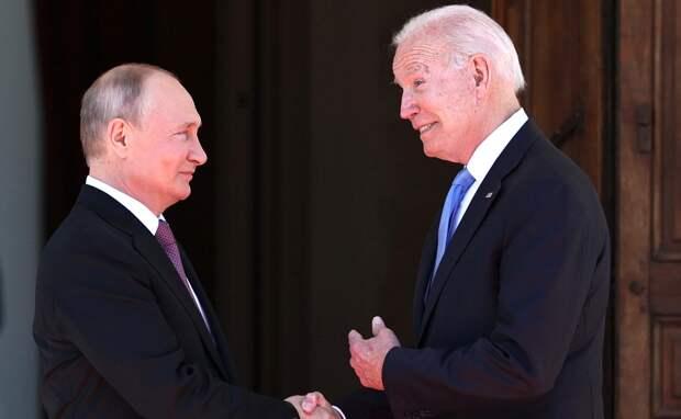 Путин был очень зол после встречи с Байденом, но сохранял дипломатический язык