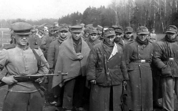"""Немцы в советском плену. """"К нам всегда относились, как к людям"""""""