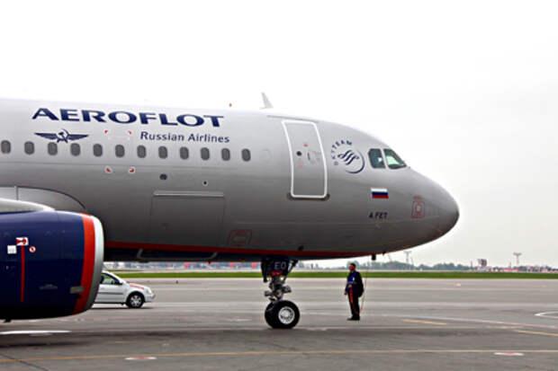 Российские авиакомпании в 1 квартале 2021 года снизили перевозки на 27%