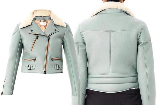 МОДНЫЕ СТРАСТИ. Кожаные куртки: весна 2015