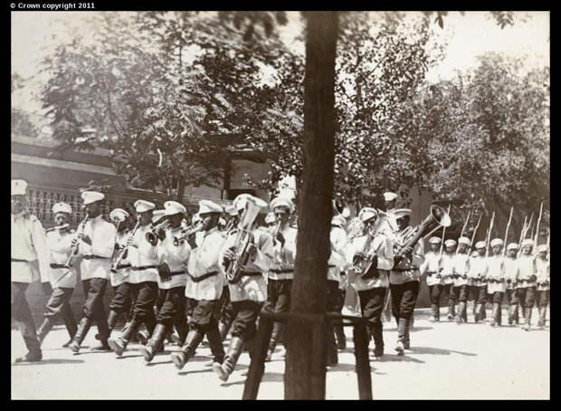 Русский военный оркестр