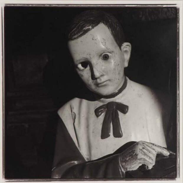 Кукольный мальчик.