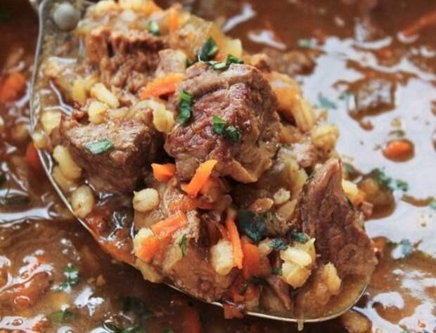 Перловка в мультиварке с мясом: как варить перловую кашу со свининой, говядиной, курицей, тушенкой