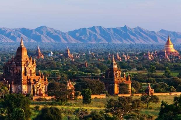 15 восхитительных мест, которые Вы обязаны увидеть в Азии