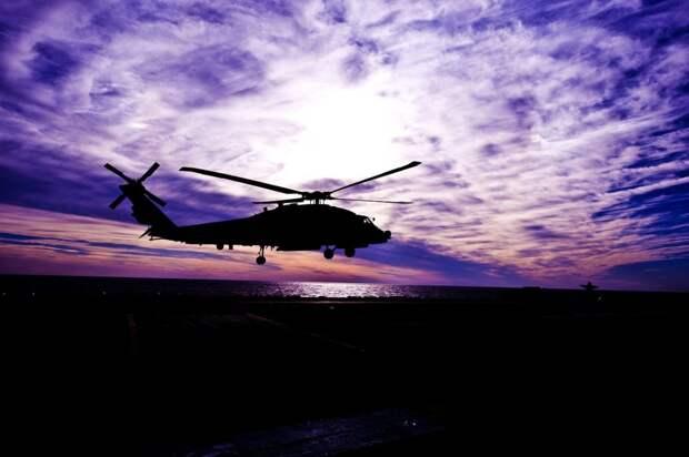 За год в Крыму на вертолёте санитарной авиации эвакуировали 46 пациентов