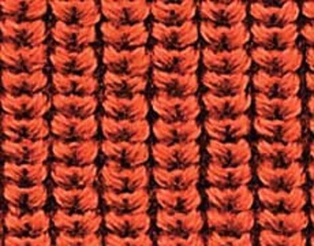 Варианты вязания резинки