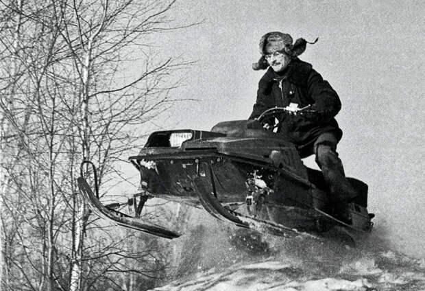 «Буран»: советский снегоход-долгожитель