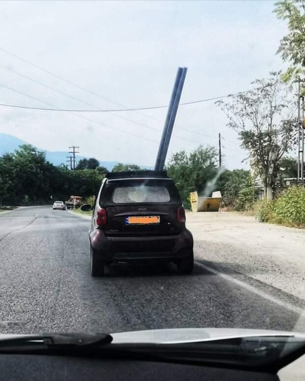 22 спорных способа автоперевозки или как неследует перевозить груз