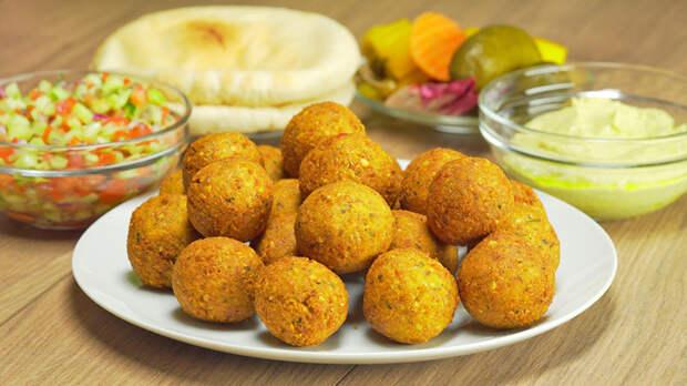 Фалафель. Ближневосточная кухня. Фалафель, Рецепт, Кулинария