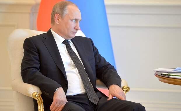 Bloomberg: «Это экономика, Путин»