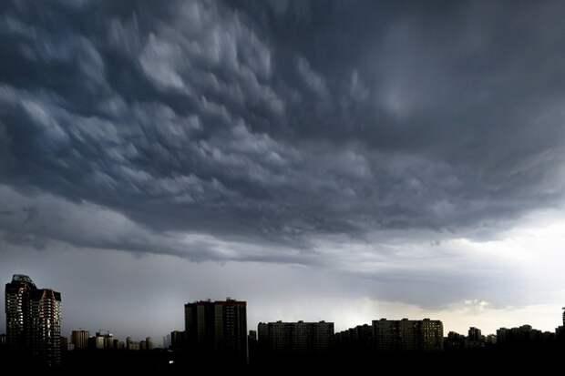 Синоптик объяснил, можно ли ждать торнадо над подмосковным Орехово-Зуево?