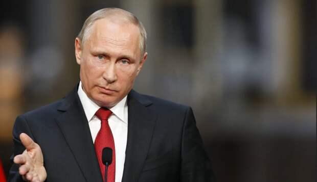 Владимиру Путину исполнилось 67 лет