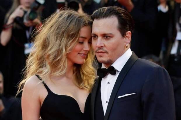 СМИ: Эмбер Херд беременна от Джонни Деппа