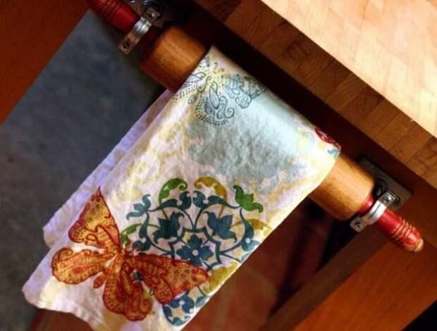 Скалка для полотенец