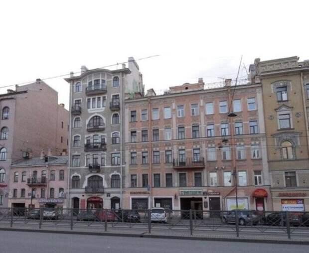 Офисное здание НИИ на Лиговском проспекте продали частному лицу за 179 миллионов рублей