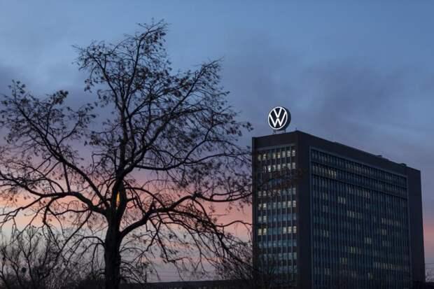 660тыс. сотрудников Volkswagen остановят работу начас ради лекции оклимате