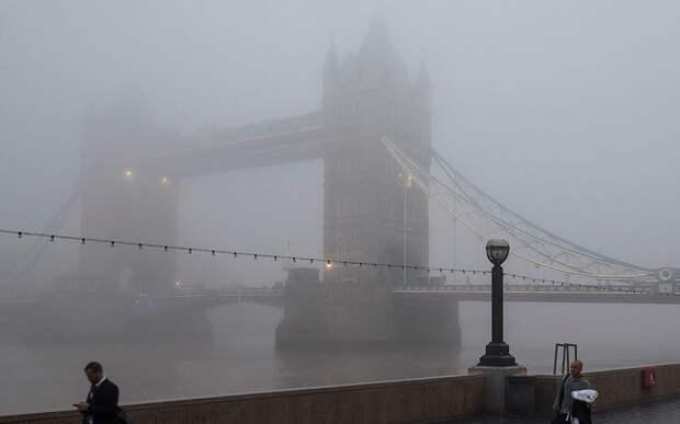Туман над Британией