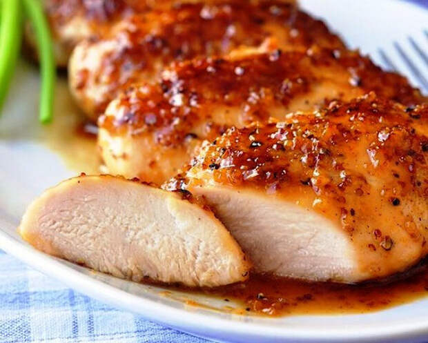 Курица в медово-горчичном соусе: приготовление в духовке и мультиварке. Рецепт медово-горчичного маринада