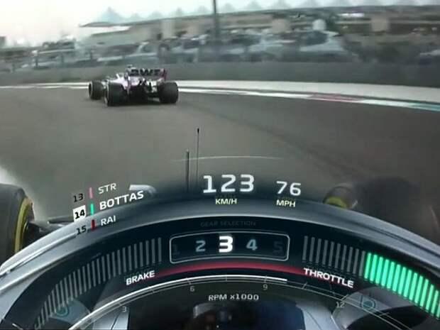 Мазепин финишировал последним на Гран-при в Италии