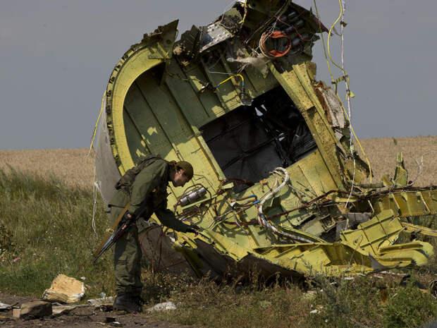Копоть на шасси может вывернуть дело MH17 наизнанку