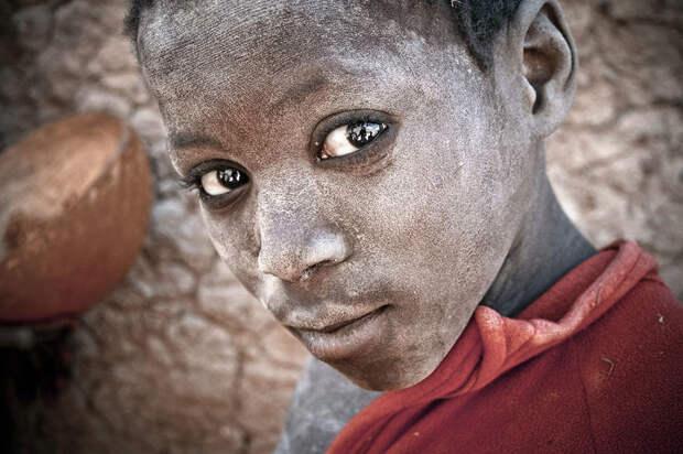 Ребенок из Дженне, Мали вокруг света, путешествия, фотография