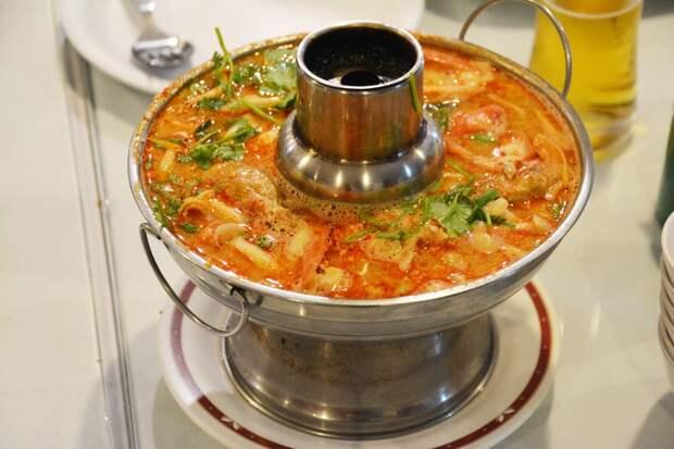 Таиланд планирует включить национальный суп «Том Ям» в список наследия ЮНЕСКО