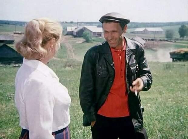 "кадры из фильма ""Калина Красная"""