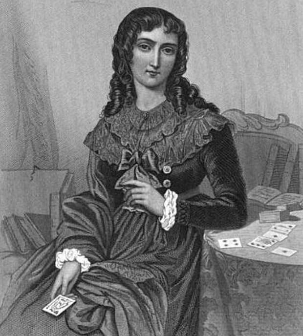 Черная Мария: как французская гадалка предсказала смерть Наполеона, аоней неповерил