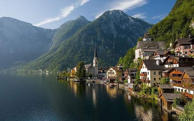 Самые живописные деревни