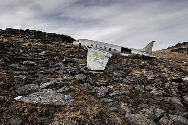 Упавшие самолеты: падение со счастливым концом