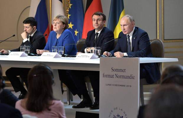 «Он сильнее Меркель и Макрона»: экс-соратник Зеленского рассказал, как Путин ведет переговоры