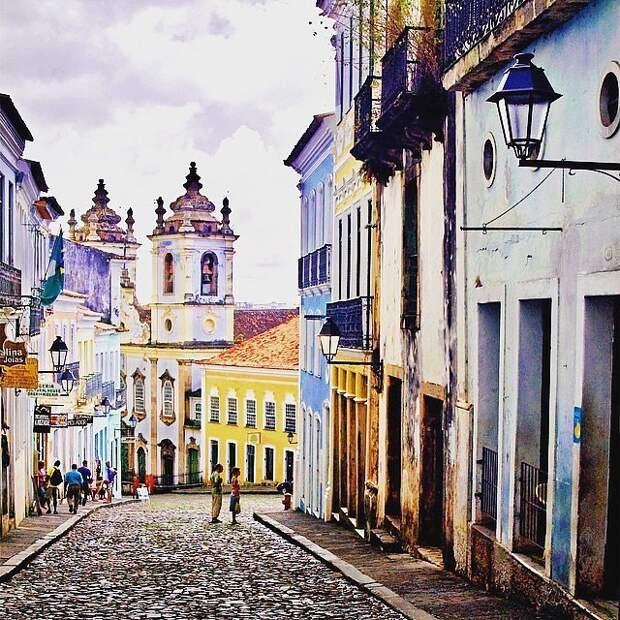 Салвадор, Бразилия.