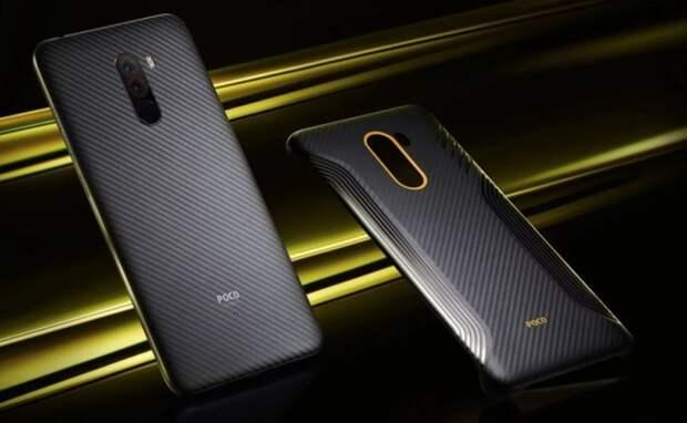 Xiaomi выпустила кевларовый смартфон Pocophone F1