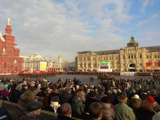 Красная площадь. Фото: пресс-служба префектуры СВАО