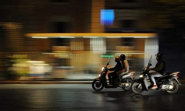 В Сочи двое подростков попались на угоне мотороллеров