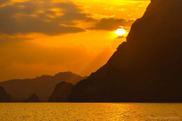 Путешествие на острова Джеймса Бонда